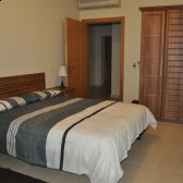 Fourth bedroom with kingsize bed